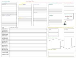 work day planner template 40 printable daily planner templates free template lab