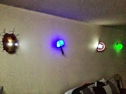 3d wall lights marvel wall lights elegant heroes with additional black metal new marvel 3d wall 3d wall lights