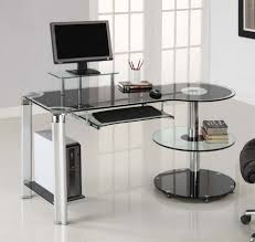 Ergonomic Computer Desk Office Design Office Desk Computer Pu Leather Ergonomic Office For