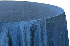 navy blue tablecloths blue round tablecloth crushed taffeta round tablecloth navy blue p navy blue navy blue tablecloths