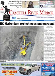 Campbell River Mirror, February 06, 2015 by Black Press Media Group - issuu