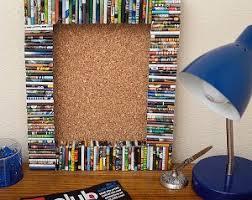 Recycled Magazine Cork Board