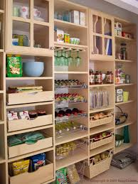 Kitchen Pantry Shelf Organization And Design Ideas For Storage In The Kitchen Pantry Diy