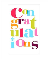 Congratulation Templates