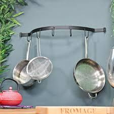 blacksmith wall mounted bowed kitchen