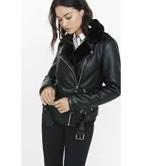 gallery women s patent leather jackets