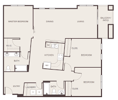 Apartments And Studios For Rent In Denver Colorado The Connor Group - Three bedroom apartments denver