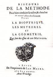 Эпоха Просвещения Википедия  Рассуждение о методе Декарта