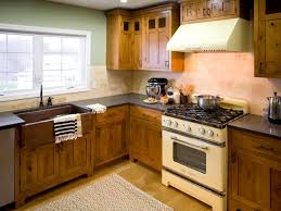 Rustic Kitchen Cabinets Pictures Options Tips Ideas HGTV