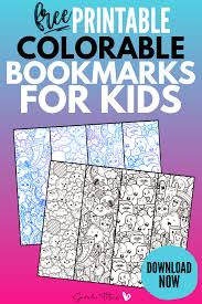 Each packet includes several bible activity sheets with coloring pages, bible quizzes, puzzles we are so excited to provide these bible study lessons that help kids learn the short stories of the bible! Free Bookmarks To Color For Kids Sarah Titus From Homeless To 8 Figures