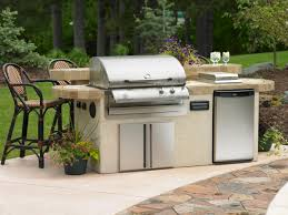 Outdoor Kitchen Utilities In An Outdoor Kitchen Hgtv