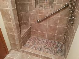 tile shower bench ideas. Perfect Ideas Foot Tile Shower Seat Brawn Construction In Bench Ideas E