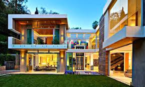 modern luxury house plan best dream plans beach designs castle ultra