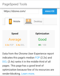 Mobile Page Speed Optimization For Wordpress Sites Dzone