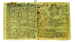 1 300 year old book of egyptian magic deciphered