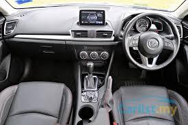 mazda 3 2015 interior. 2015 mazda 3 skyactiv full review the hero you know reviews carlistmy interior