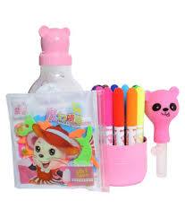 paternity goods for kids new best gift for children 12 colours colorful watercolour pen painting brush