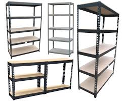 metal storage shelves. metal storage racks photo id: 1028c shelves