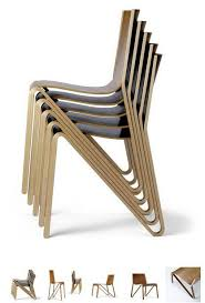 zesty light stackable chair by o4i