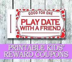 Date Coupon Book Template Confirmation Literals Can Be