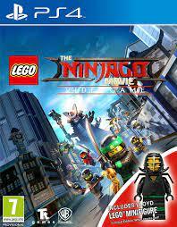 LEGO Ninjago Movie PS4 (Page 1) - Line.17QQ.com