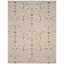 great cream area rugs 8 x 10 the home depot