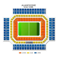 Alamodome Seating Chart Alamodome Tickets Utsa Roadrunners Home Games