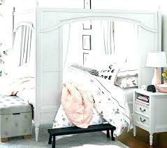 Full Size Carriage Bed Princess Canopy Fabric Disney Carr – rruiz