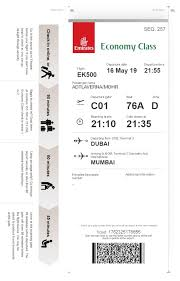 Zed Fare Chart 2017 What Is The Eboarding Pass And How Do I Use It Emirates
