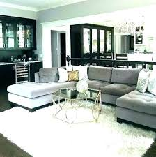 big gy rug furry rugs for living room large white black ikea cream extra