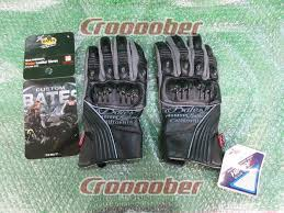 bates winter leather gloves l size