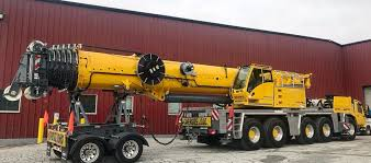 Grove Gmk 5250 Load Chart Grove Gmk5250l Added To Fleet Superior Rigging Erecting Co