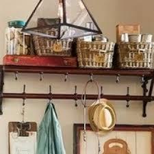 Metal Coat Rack With Shelf Wall Mounted Coat Racks With Shelf Foter 70