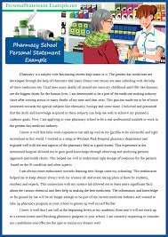 pharmacy school professional personal statement sample pharmacy school personal statement sample