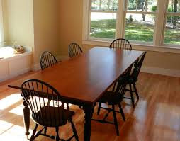 amazing impressive maple dining room set tiger french farmhouse table custom maple dining room chairs plan