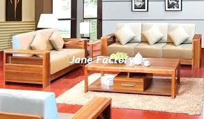 excellent design wooden sofa designs for living room set on home ideas latest furniture india