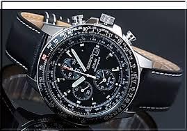 bright rakuten global market seiko x2f alarm chronograph pilot seiko alarm chronograph pilot mens solar watch black leather belt black letter edition ssc009p3 overseas