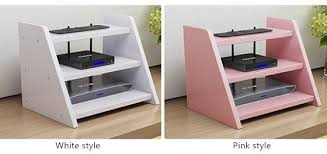 Corner Small Household Multifunctional Small Desktop Storage Rack Shelf Small Desk Shelf Padda Desk Small Desk Shelf Padda Desk