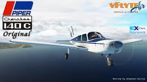 Cherokee 140 Performance Charts Aircraft Update Cherokee Pa140c Original V3 By Vflyteair