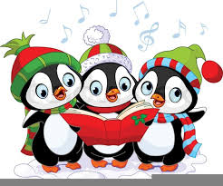 cute penguin christmas clipart. Delighful Clipart Download This Image As Intended Cute Penguin Christmas Clipart C