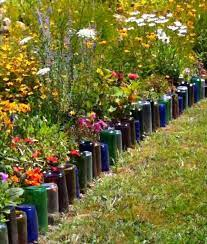 garden edging ideas and the tools to