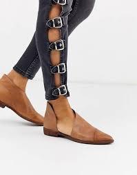 <b>Women's Flat Shoes</b>   <b>Ballet Flats</b>, Oxfords, Brogues, Loafers   ASOS