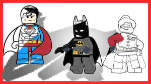 Small Picture Lego Robin Lego Batman 2 Coloring Pages Coloring Coloring Pages