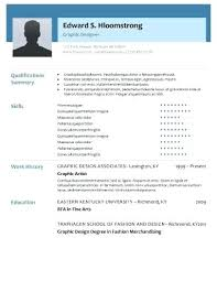 Modern Resume Styles – Armni.co