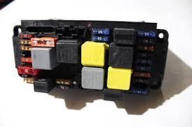 01 07 mercedes w203 c230 c320 front sam module fuse box computer mercedes benz sam control unit