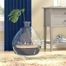 clear glass floor vase w8358 clear glass floor vase very tall clear glass floor vase arrangement