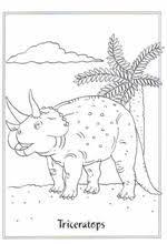 Spinosaurus Kleurplaat