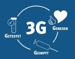 EINLASS NUR AUF BASIS DER 3G-REGEL   Kath. Kirche in den Regionen  Aachen-Stadt und -Land
