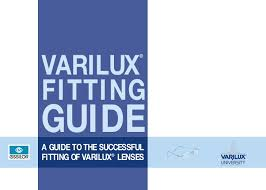 Essilor Computer Lens Fitting Chart Varilux Fitting Guide