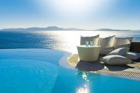 Exellent Infinity Pools Hotel With Concept Design